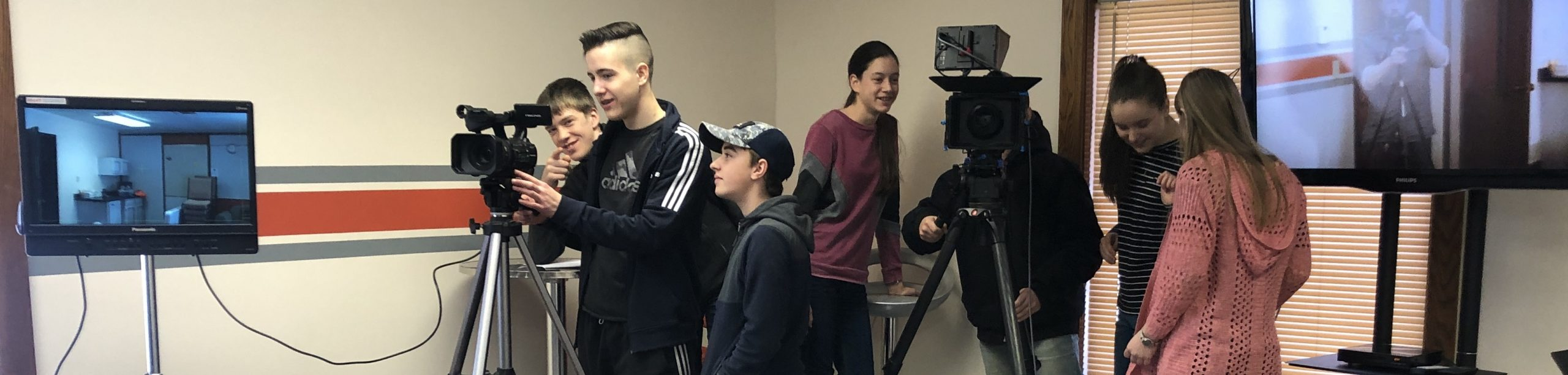 Video Production Week 2 – Cameras